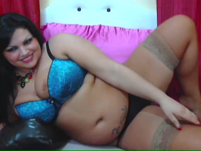 BBW live webcam girl MollyBBWhore